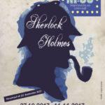 """""""Sherlock Holmes"""" - Theater NI&CO - 2017"""
