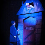 """Sherlock Holmes"" - Theater NI&CO - 2017 - © Katrin Bretscher"