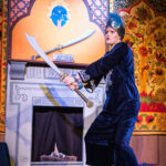 "Sherlock Holmes"" - Theater NI&CO - 2017 - © Katrin Bretscher"